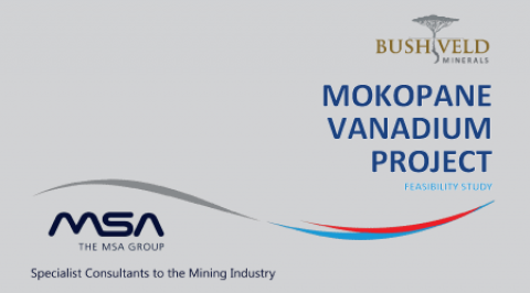 04 February 2016 – Mokopane Vanadium