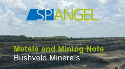 Bushveld Minerals Metals and Mining Note