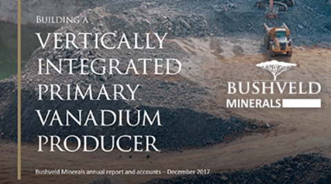 Bushveld Minerals Annual Report December 2017
