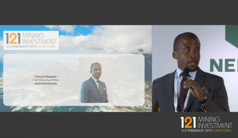 121 Mining Investment 2019, Cape Town