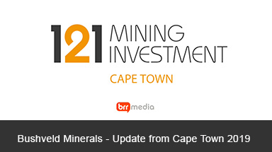 Bushveld-Minerals-Update-from-Cape-Town-2019